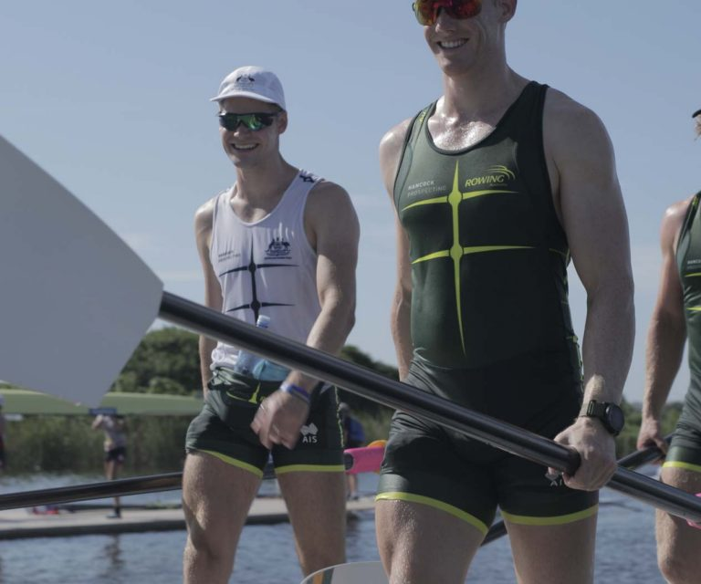 Rowing Australia using Ludum to Prepare for World Championships