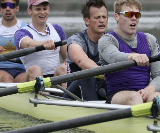 University of London Boat Club use Ludum to improve their performance